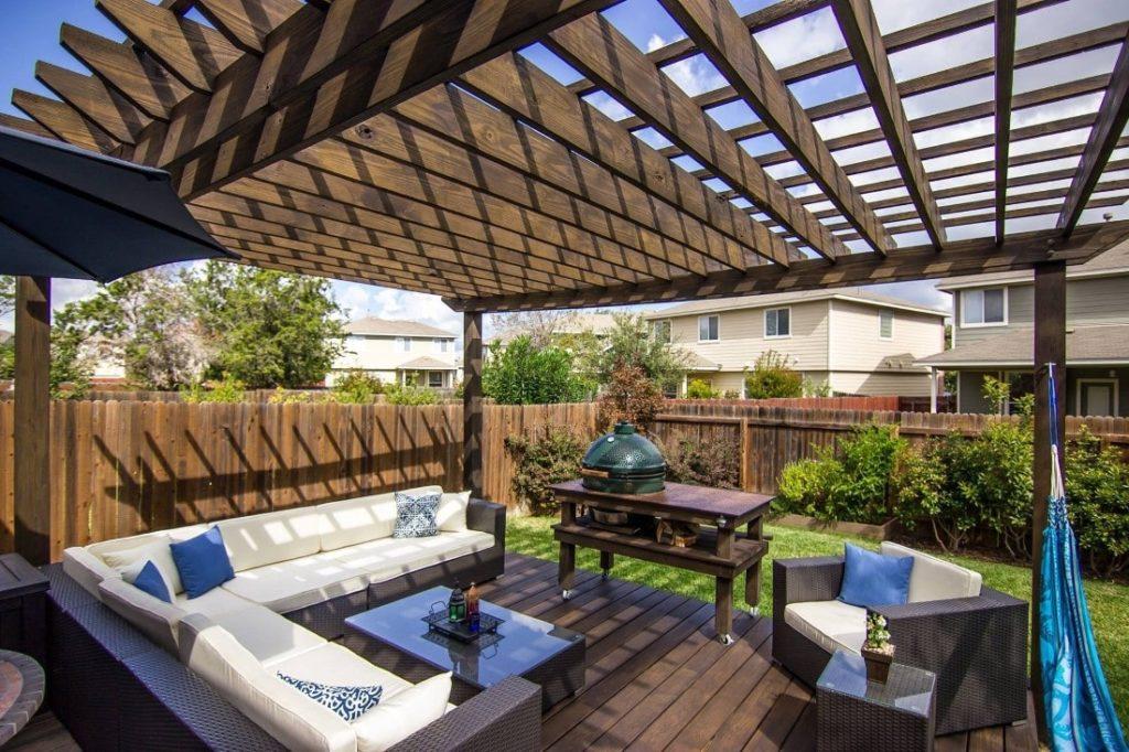 The Right Pergola for Your Dallas Home